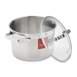 Nồi Inox 3 Đáy HAPPY COOK RICHARD N20-RS